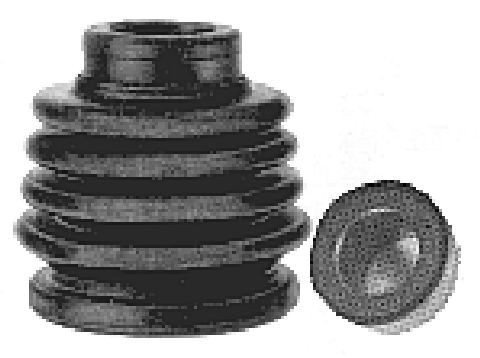 Soufflet de cardan Metalcaucho 01599 (X1)