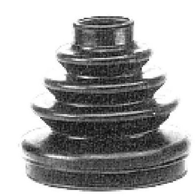 Soufflet de cardan Metalcaucho 01619 (X1)