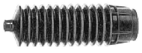 Joints soufflets direction - crémaillère Metalcaucho 01757 (X1)