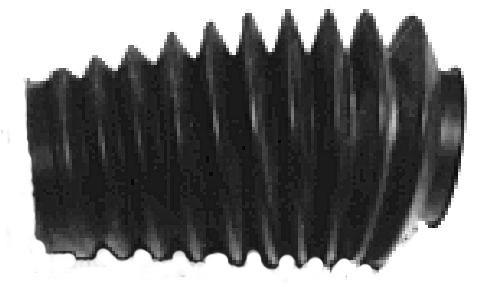 Joints soufflets direction - crémaillère Metalcaucho 01773 (X1)