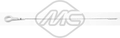 Jauge niveau d'huile Metalcaucho 02339 (X1)