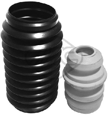 Soufflet protection amortisseur Metalcaucho 02441 (X1)