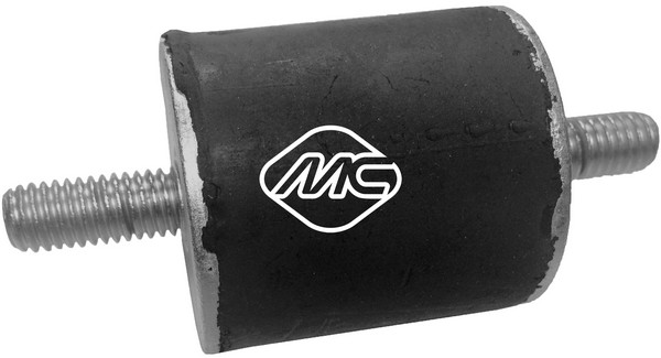 Silentblocs de radiateur Metalcaucho 02473 (X1)