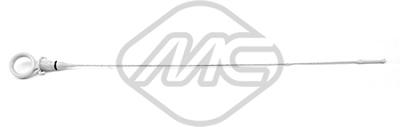 Jauge niveau d'huile Metalcaucho 02621 (X1)