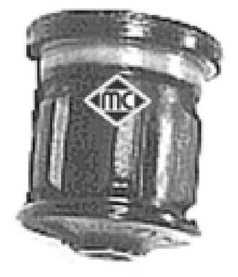 Silentbloc de suspension Metalcaucho 02690 (X1)