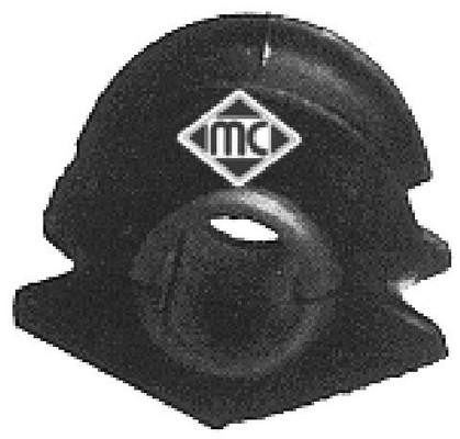 Silentbloc de stabilisateur Metalcaucho 02741 (X1)