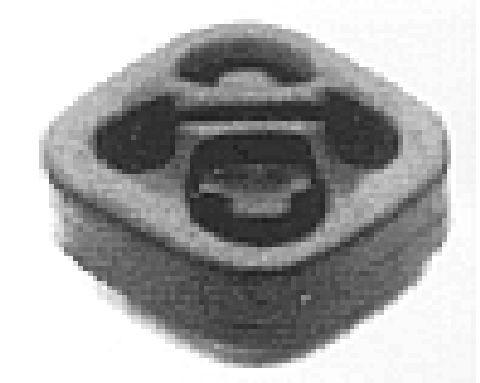 Silentblocs d'echappement Metalcaucho 02766 (X1)