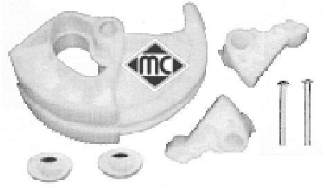 Autres pieces d'embrayage Metalcaucho 02817 (X1)
