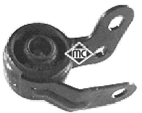 Silentbloc de suspension Metalcaucho 02825 (X1)