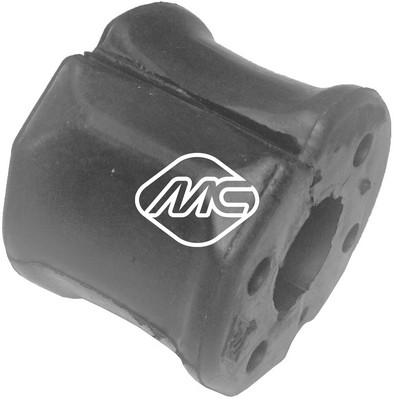 Silentbloc de stabilisateur Metalcaucho 02834 (X1)