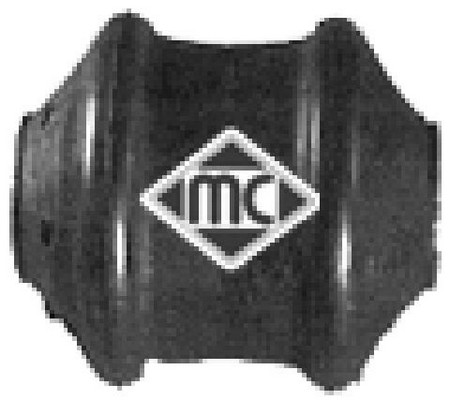 Silentbloc de suspension Metalcaucho 02842 (X1)