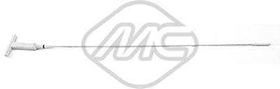 Jauge niveau d'huile Metalcaucho 02868 (X1)