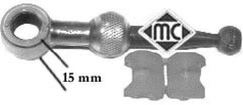 Accessoires de boite de vitesse Metalcaucho 02883 (X1)