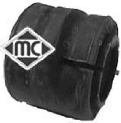 Silentbloc de stabilisateur Metalcaucho 02932 (X1)