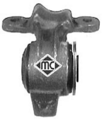 Silentbloc de suspension Metalcaucho 02982 (X1)