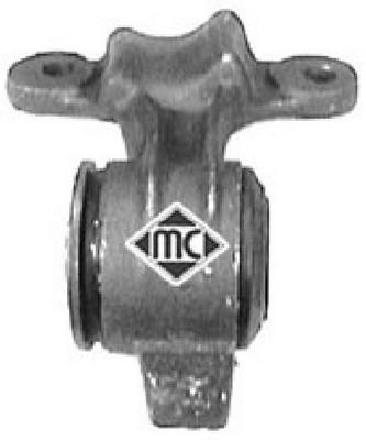 Silentbloc de suspension Metalcaucho 02983 (X1)