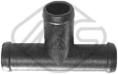 Pieces de thermostat Metalcaucho 03046 (X1)