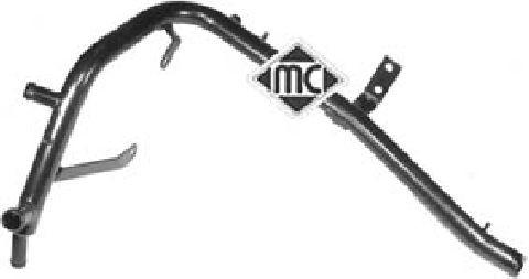 Durites radiateur Metalcaucho 03181 (X1)