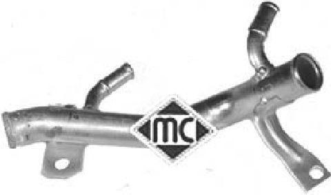Durites radiateur Metalcaucho 03191 (X1)