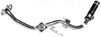Durites radiateur Metalcaucho 03215 (X1)