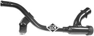 Durites radiateur Metalcaucho 03217 (X1)
