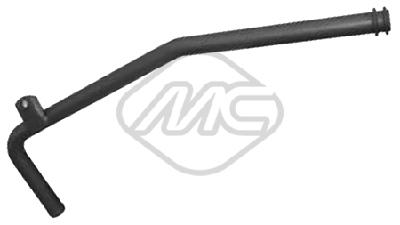 Durites radiateur Metalcaucho 03232 (X1)