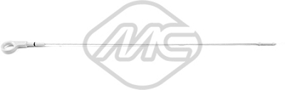 Jauge niveau d'huile Metalcaucho 03245 (X1)