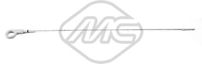 Jauge niveau d'huile Metalcaucho 03247 (X1)