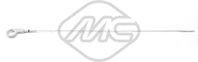 Jauge niveau d'huile Metalcaucho 03249 (X1)
