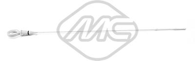 Jauge niveau d'huile Metalcaucho 03251 (X1)