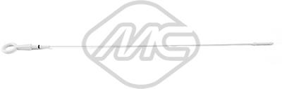 Jauge niveau d'huile Metalcaucho 03253 (X1)