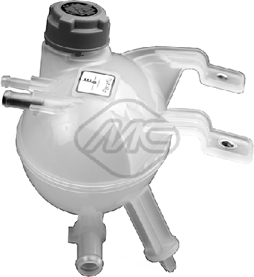 Refroidissement Metalcaucho 03316 (X1)