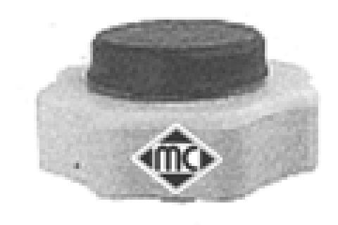 Bouchon, reservoir de liquide de refroidissement Metalcaucho 03525 (X1)