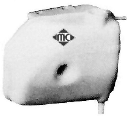 Refroidissement Metalcaucho 03531 (X1)