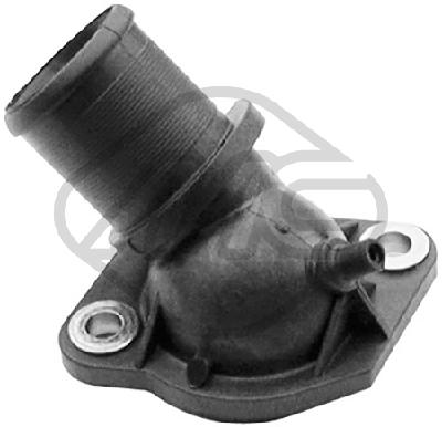 Pieces de thermostat Metalcaucho 03538 (X1)