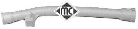 Canne de guidage pour jauge niveau huile Metalcaucho 03568 (X1)