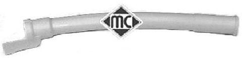 Canne de guidage pour jauge niveau huile Metalcaucho 03571 (X1)