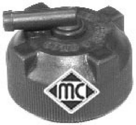 Bouchon, reservoir de liquide de refroidissement Metalcaucho 03572 (X1)