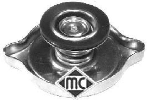 Bouchon, reservoir de liquide de refroidissement Metalcaucho 03584 (X1)