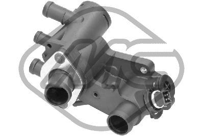 Pieces de thermostat Metalcaucho 03615 (X1)