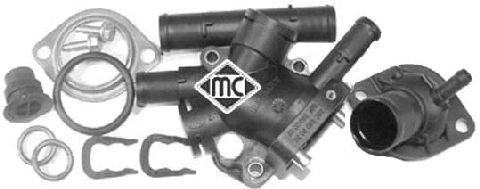 Pieces de thermostat Metalcaucho 03624 (X1)