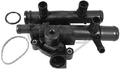 Pieces de thermostat Metalcaucho 03646 (X1)