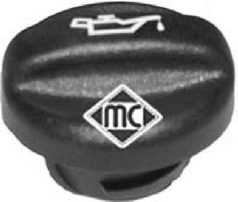 Bouchon de remplissage d'huile Metalcaucho 03659 (X1)