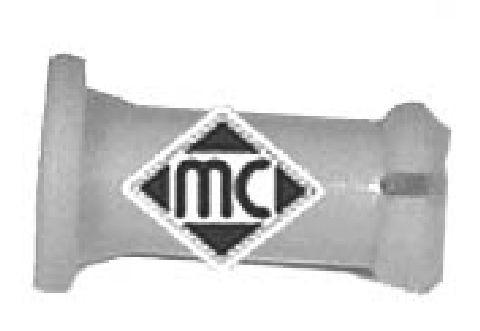 Canne de guidage pour jauge niveau huile Metalcaucho 03688 (X1)