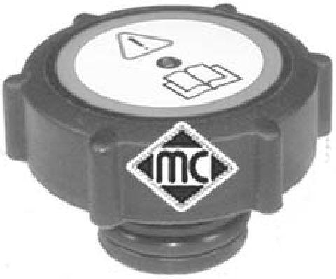 Bouchon, reservoir de liquide de refroidissement Metalcaucho 03701 (X1)