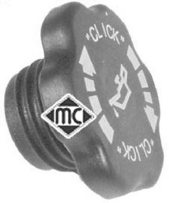 Bouchon de remplissage d'huile Metalcaucho 03705 (X1)
