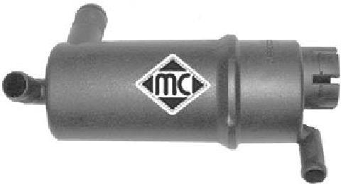 Canne de guidage pour jauge niveau huile Metalcaucho 03717 (X1)