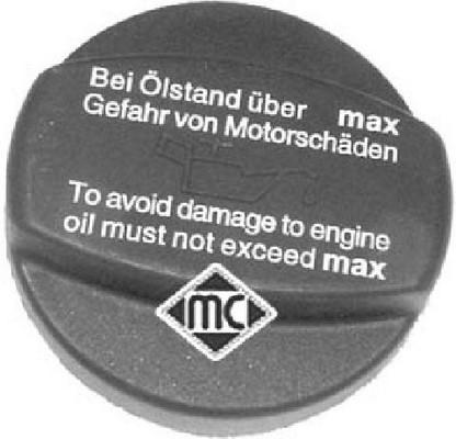 Bouchon de remplissage d'huile Metalcaucho 03734 (X1)