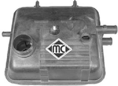Refroidissement Metalcaucho 03741 (X1)