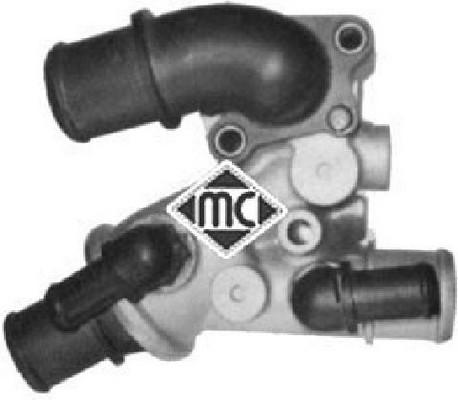 Pieces de thermostat Metalcaucho 03755 (X1)